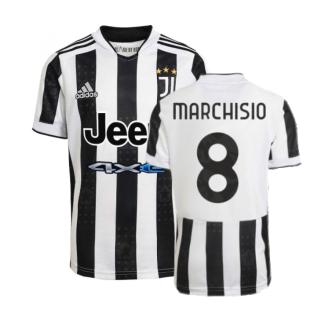 2021-2022 Juventus Home Shirt (MARCHISIO 8)
