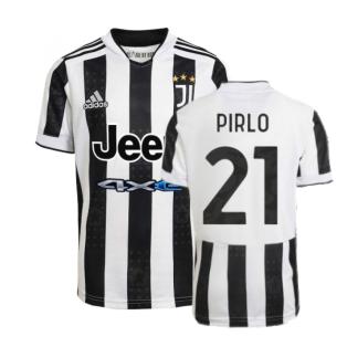 2021-2022 Juventus Home Shirt (PIRLO 21)