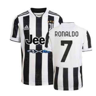 2021-2022 Juventus Home Shirt (RONALDO 7)