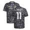 2021-2022 Juventus Pre-Match Training Shirt (Grey) - Kids (NEDVED 11)