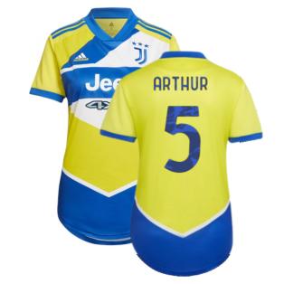2021-2022 Juventus Third Shirt (Ladies) (ARTHUR 5)
