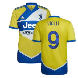 2021-2022 Juventus Third Shirt (VIALLI 9)