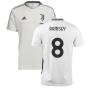 2021-2022 Juventus Training Shirt (White) (RAMSEY 8)