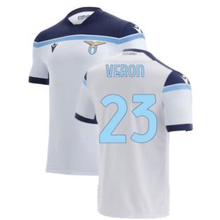 2021-2022 Lazio Away Shirt (Kids) (VERON 23)