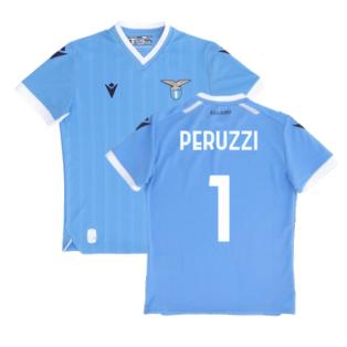 2021-2022 Lazio Home Shirt (Kids) (PERUZZI 1)