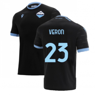 2021-2022 Lazio Third Shirt (VERON 23)