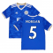 2021-2022 Leicester City Home Shirt (Kids) (MORGAN 5)