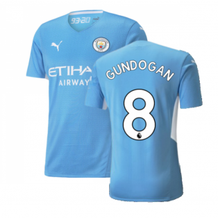 Buy Ilkay Gundogan Football Shirts at UKSoccershop.com