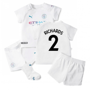 2021-2022 Man City Away Baby Kit (RICHARDS 2)