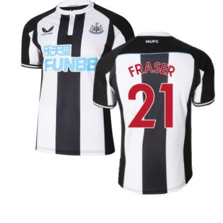 2021-2022 Newcastle United Home Shirt (FRASER 21)