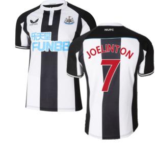 2021-2022 Newcastle United Home Shirt (JOELINTON 7)
