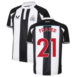 2021-2022 Newcastle United Home Shirt (Kids) (FRASER 21)