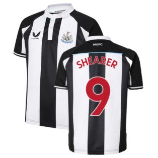 2021-2022 Newcastle United Home Shirt (Kids) (SHEARER 9)
