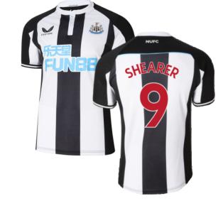 2021-2022 Newcastle United Home Shirt (SHEARER 9)