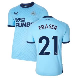 2021-2022 Newcastle United Third Shirt (FRASER 21)