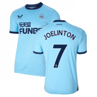 2021-2022 Newcastle United Third Shirt (JOELINTON 7)