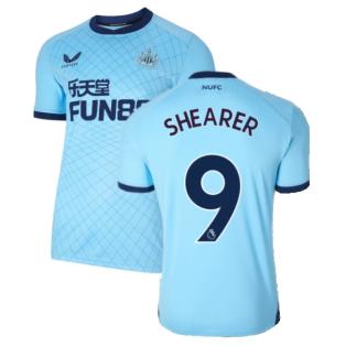 2021-2022 Newcastle United Third Shirt (SHEARER 9)
