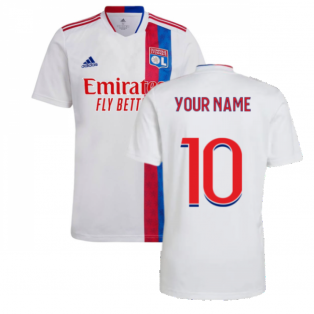 2021-2022 Olympique Lyon Home Shirt (Kids) (Your Name)