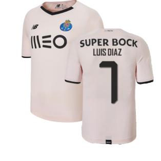 2021-2022 Porto Third Shirt (LUIS DIAZ 7)
