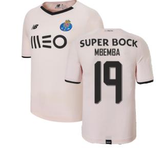 2021-2022 Porto Third Shirt (MBEMBA 19)