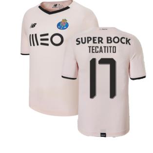 2021-2022 Porto Third Shirt (TECATITO 17)