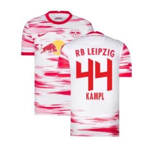 2021-2022 Red Bull Leipzig Home Shirt (White) (KAMPL 44)