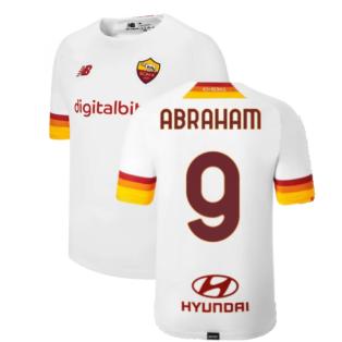 2021-2022 Roma Away Shirt (ABRAHAM 9)