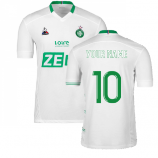 2021-2022 Saint Etienne Away Shirt (Your Name)