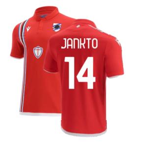2021-2022 Sampdoria Third Shirt (JANKTO 14)