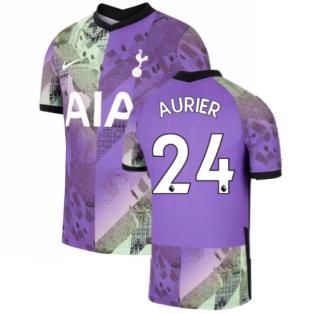 2021-2022 Tottenham Third Vapor Shirt (AURIER 24)