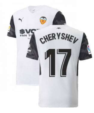 2021-2022 Valencia Home Shirt (Kids) (CHERYSHEV 17)