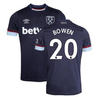 2021-2022 West Ham Third Shirt (BOWEN 20)