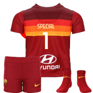 2020-2021 AS Roma Home Nike Infants Kit (Special 1)