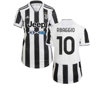 2021-2022 Juventus Home Shirt (Ladies) (R BAGGIO 10)
