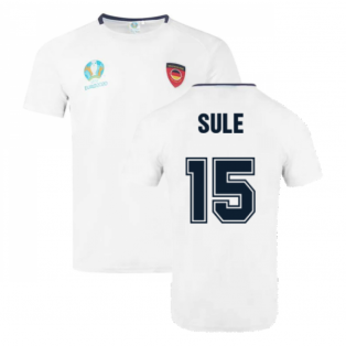 Germany 2021 Polyester T-Shirt (White) (SULE 15)