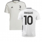 2021-2022 Juventus Training Shirt (White) (R BAGGIO 10)