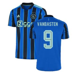 2021-2022 Ajax Away Shirt (VAN BASTEN 9)