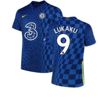 2021-2022 Chelsea Home Shirt (LUKAKU 9)