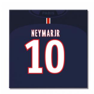 2016-2017 PSG Canvas Print (Neymar Jr 10)