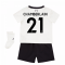 2017-18 Liverpool Away Baby Kit (Chamberlain 21)