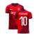 Aberdeen 2020-2021 Home Concept Football Kit (Libero) (Your Name)