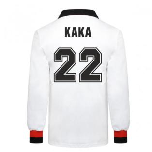 AC Milan 1963 European Cup Final Retro Football Shirt (KAKA 22)