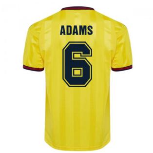 Score Draw Arsenal 1985 Centenary Away Shirt (ADAMS 6)