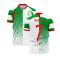Algeria 2020-2021 Home Concept Football Kit (Libero) (MAHREZ 7)