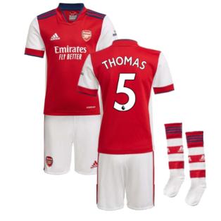 Arsenal 2021-2022 Home Mini Kit (Thomas 5)