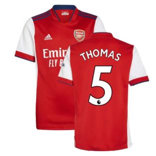 Arsenal 2021-2022 Home Shirt (Kids) (Thomas 5)