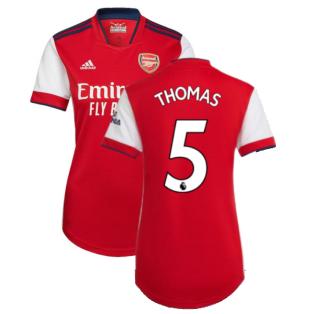 Arsenal 2021-2022 Home Shirt (Ladies) (Thomas 5)