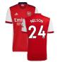 Arsenal 2021-2022 Home Shirt (NELSON 24)