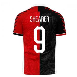 Blackburn 2020-2021 Away Concept Football Kit (Viper) (Shearer 9)
