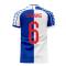 Blackburn 2020-2021 Home Concept Football Kit (Viper) (Downing 6)